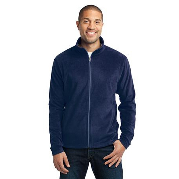 Port Authority (r) -  X S- X L - Microfleece Jacket. For Cool-to-cold Weather, Perfect Either Alone Or Layered Photo