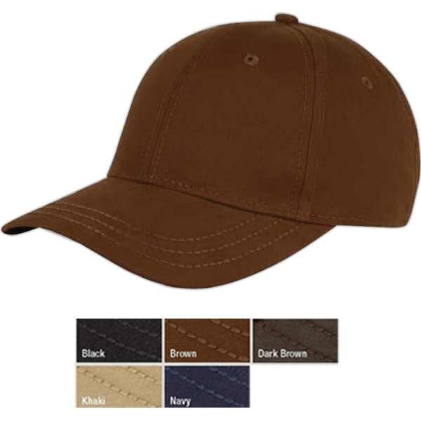 Heritage - Structured 6-panel Cap With Moisture Wicking Sweatband Photo