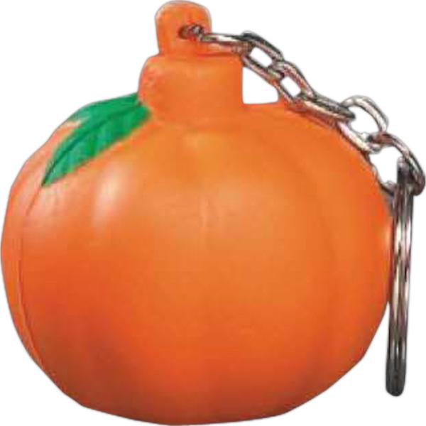 Pumpkin key chain