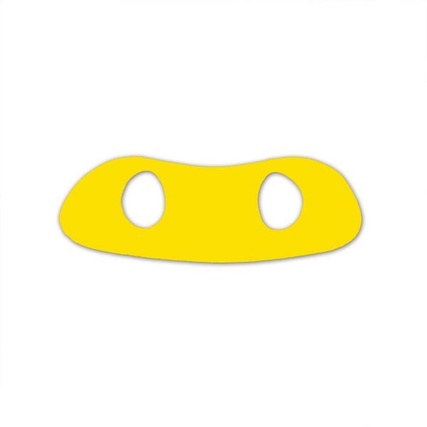 """5"""" Yellow Flock Vest"""