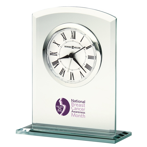 Medina - Beveled Glass Alarm Clock Photo