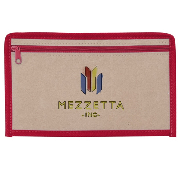 Color Me - Kraft Zipper Case Photo