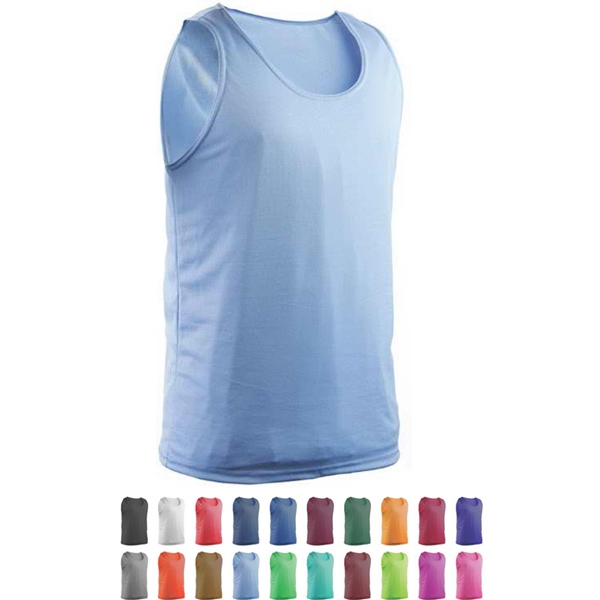 Adult,Youth & Women Single Ply Tank Top Jersey