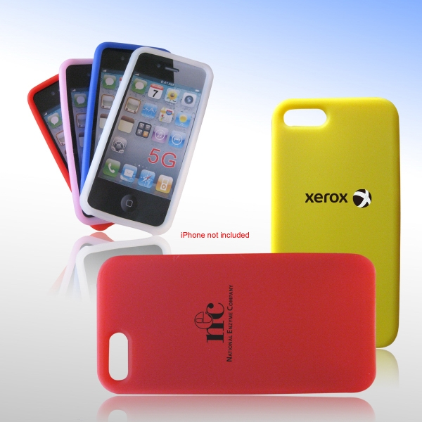 Silicone Protective Case For Iphone 5 Photo