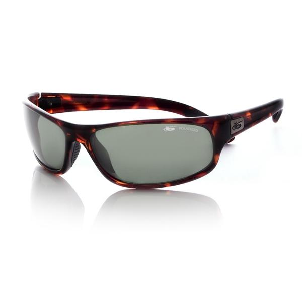 Anaconda Dark Tortoise Sunglasses w/Polarized Lenses