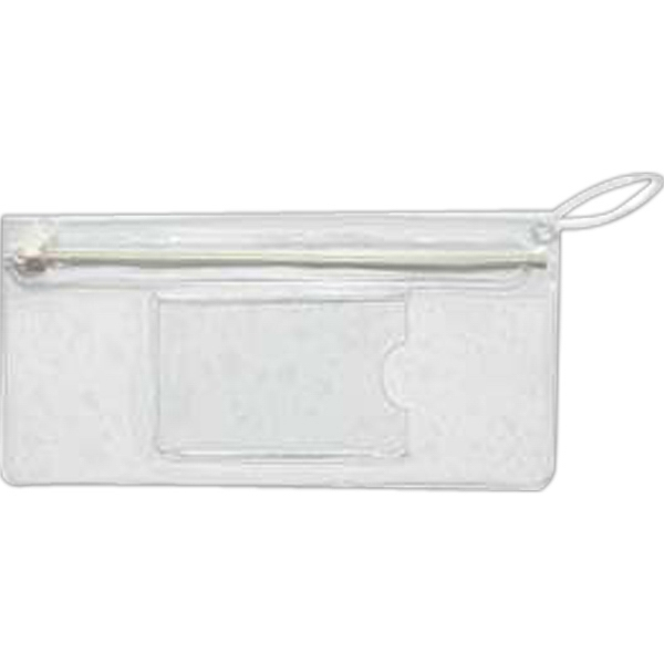 Deluxe Clear All Purpose Dental Bag Photo