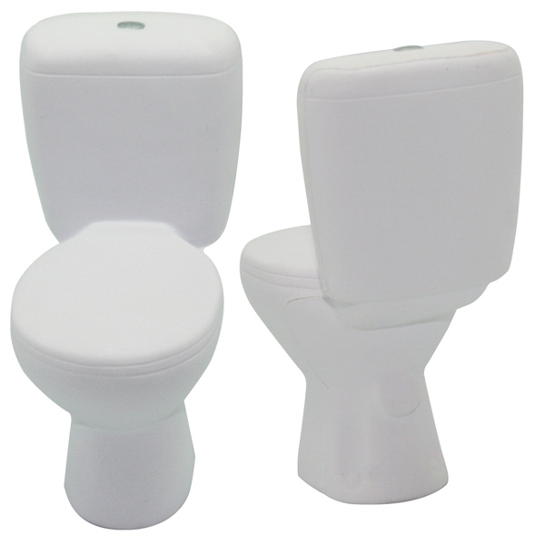 Squeezies (R) Toilet Stress Reliever