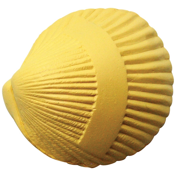 Squeezies (r) - Shell Shaped Stress Reliever Photo