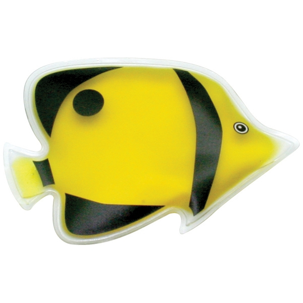Angel Fish Shaped Gel-filled Chill Patch Photo
