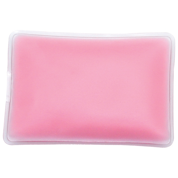 Pink - Rectangle-shaped Gel-filled Chill Patches Photo