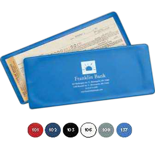 Deposit Holder With One Clear Pocket Standard Photo
