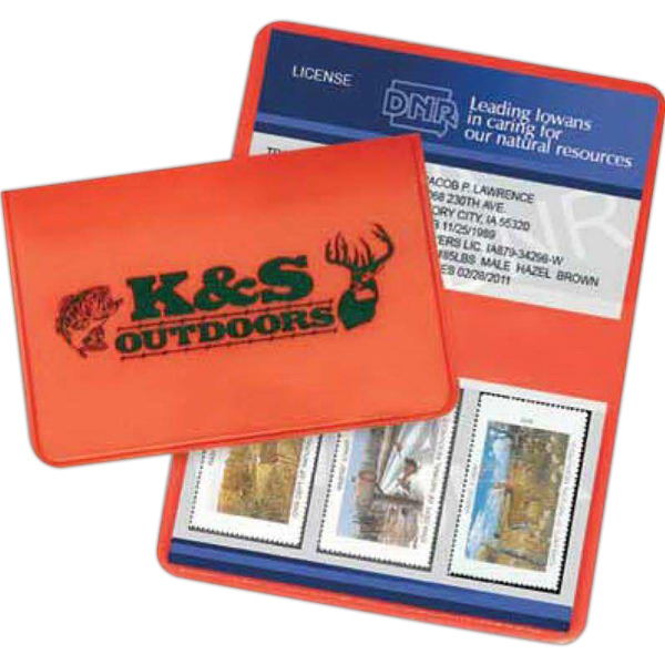 Game License Holder Is Essential Hunting Gear Photo