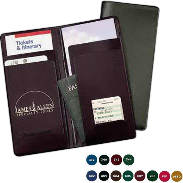 Passport Case Travel Documents Photo
