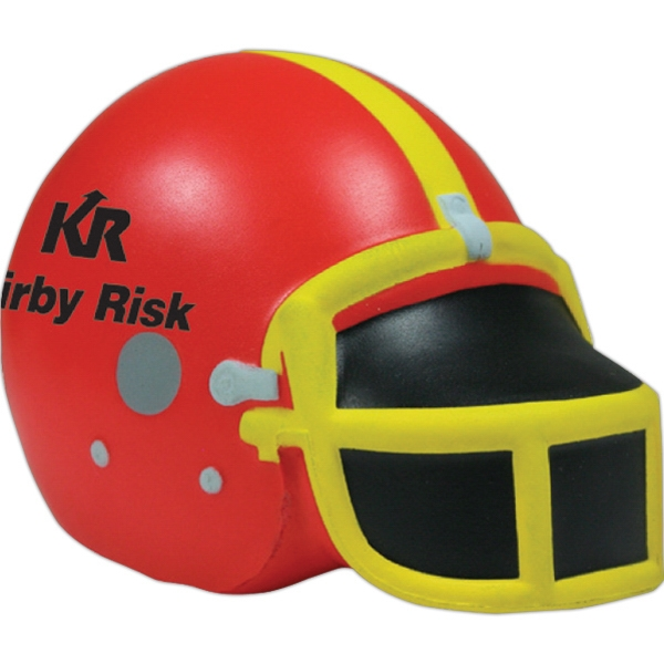 Squeezies (r) - Football Helmet Shaped Stress Reliever Photo