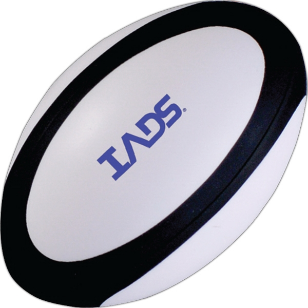 Squeezies (r) - Rugby Ball Shape Stress Reliever Photo