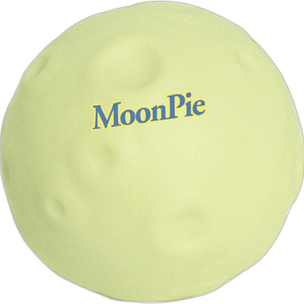 Squeezies (R) Glow Moon Stress Reliever