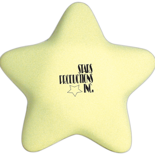 Squeezies (R) Glow Star Stress Reliever