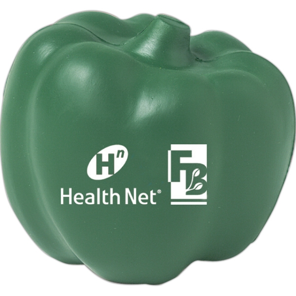 Squeezies (R) Bell Pepper Stress Reliever