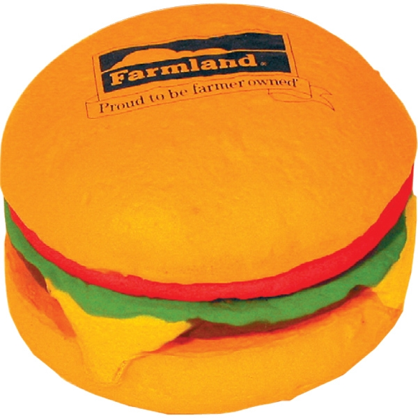 Squeezies (R) Hamburger Stress Reliever
