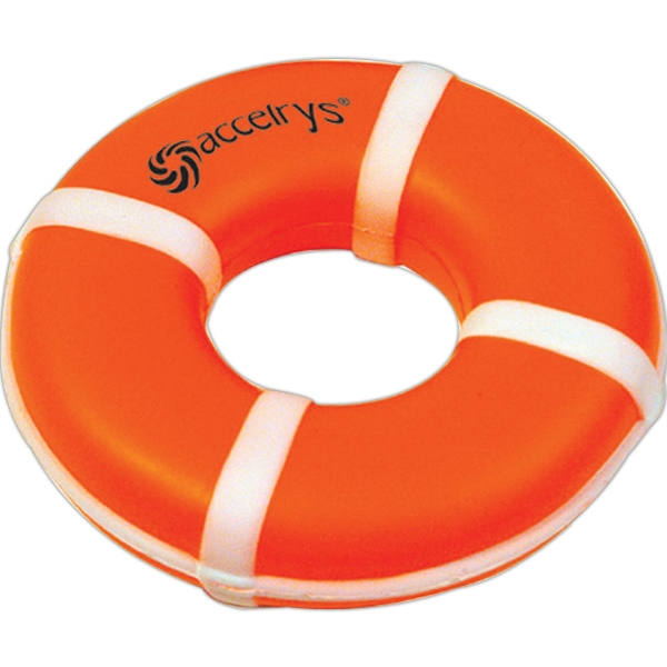 Squeezies (R) Life Ring Stress Reliever