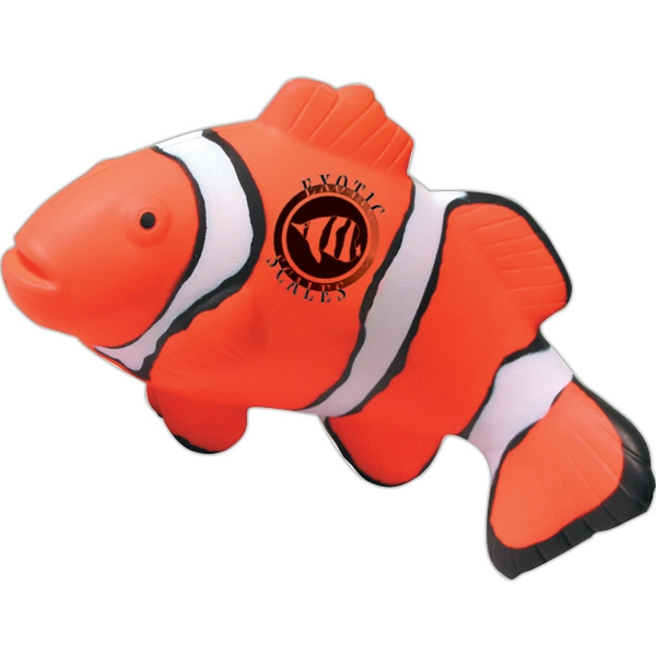 Squeezies (R) Clown Fish Stress Reliever