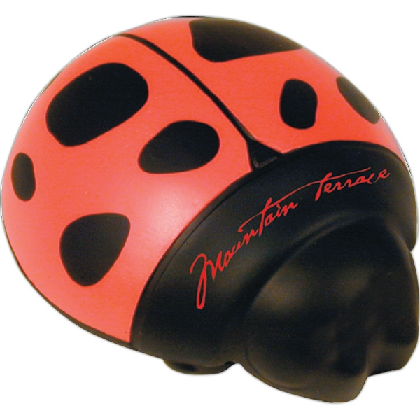 Squeezies (r) - Ladybug Shape Stress Reliever Photo