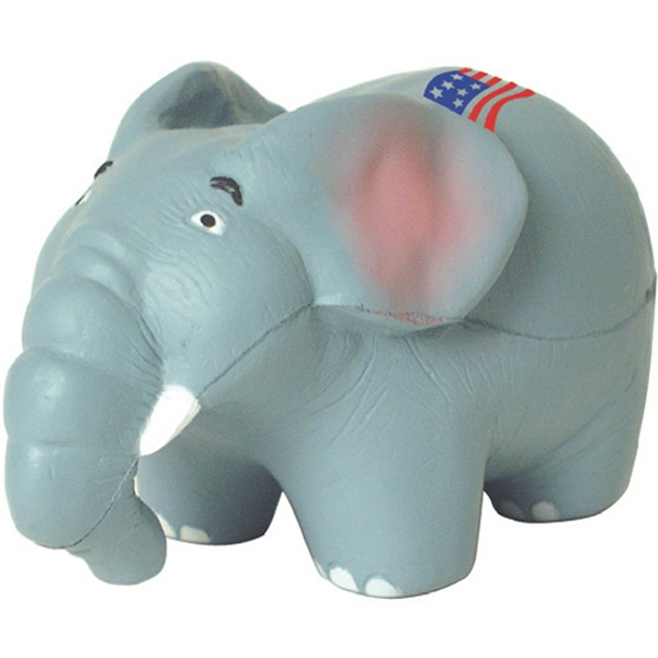 Squeezies (R) Elephant Stress Reliever