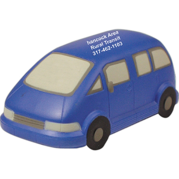 Squeezies (R) Mini Van Stress Reliever