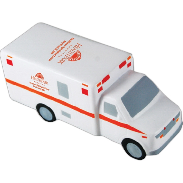 Squeezies (r) - Ambulance Shaped Stress Reliever Photo