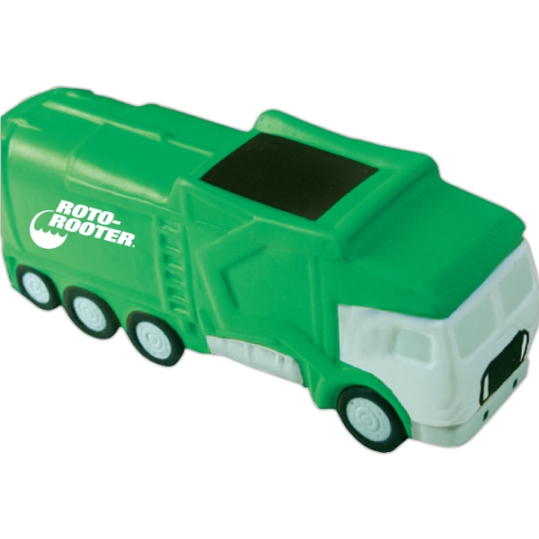 Squeezies (r) - Garbage Truck Shaped Stress Reliever Photo