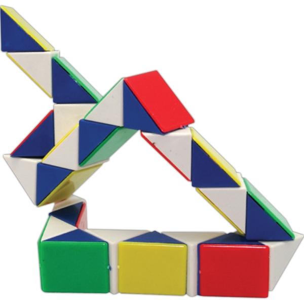 Large Snake Puzzle