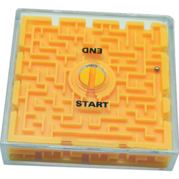 Two Sided Maze
