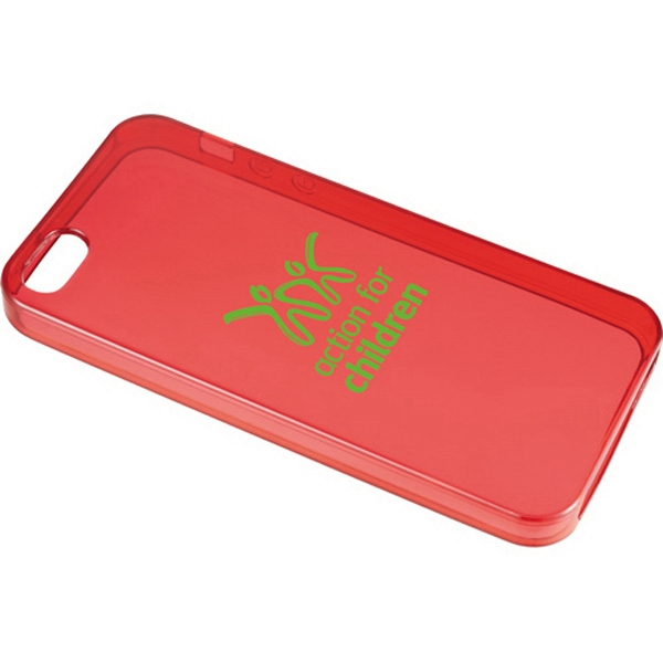 Gel Case For Iphone 5 Made From Polyurethane Photo
