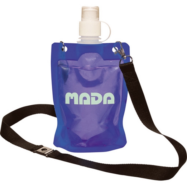 Catalina - 11-oz Water Bag Lanyard, Polyethylene Photo