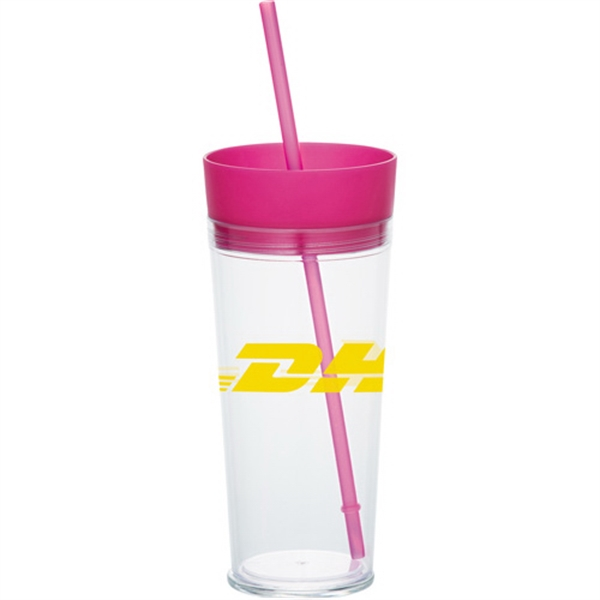 Templar - 22-oz Tumbler With Push-on Lid Photo