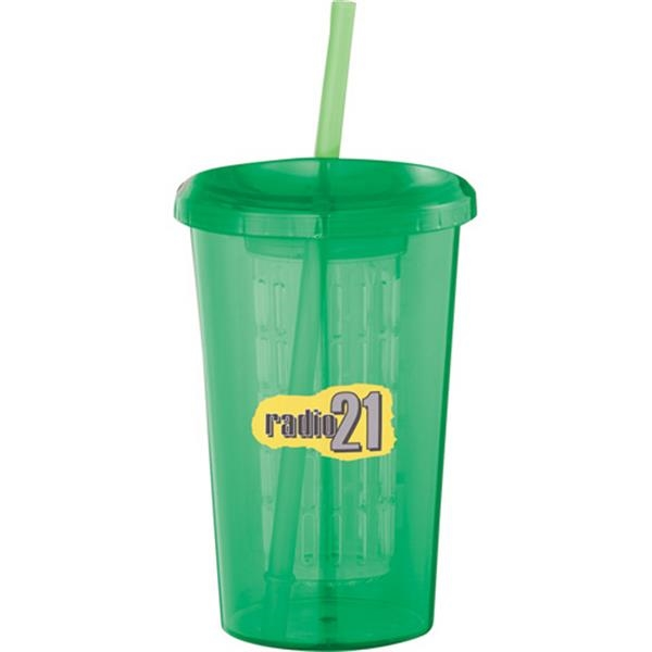 Tutti Frutti - 20 Oz Tumbler With Straw Photo
