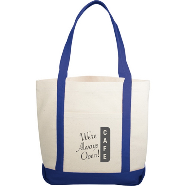 The Casablanca - Boat Tote Made From 12 Oz Cotton Canvas Photo