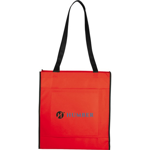 The Chattanooga - Convention Tote Made From 80g Non-woven Polypropylene Photo