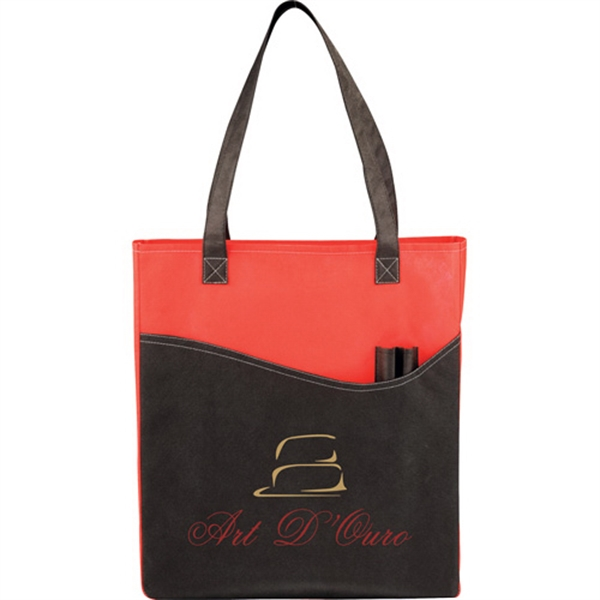 The Rivers - Convention Tote Made From 80g Non-woven Polypropylene Photo