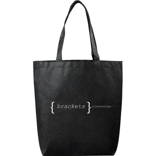 "Eros - Non-woven Polypropylene Tote Bag With 20"" Handles Photo"