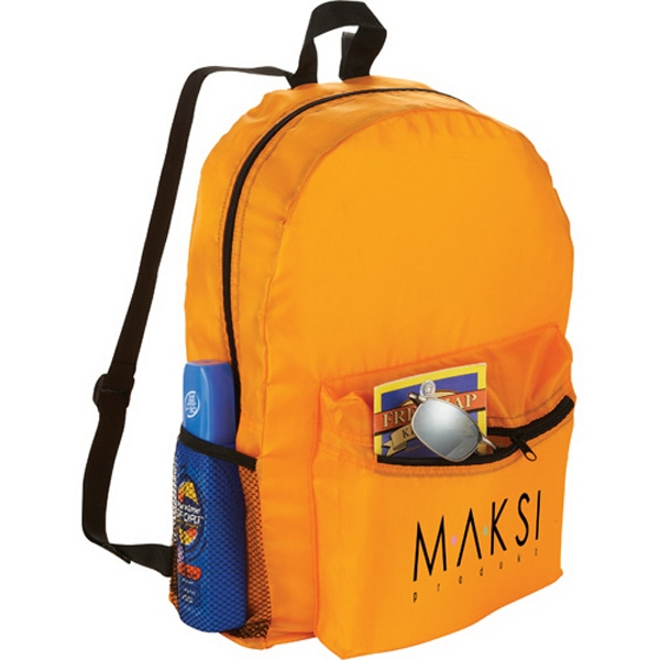 The Sun Valley - Backpack Made From 210 Denier Polyester Photo