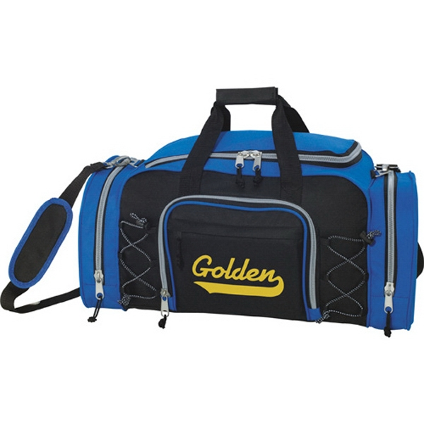Getaway - Heavy-duty Waterproof Nylon Duffel Bag Photo