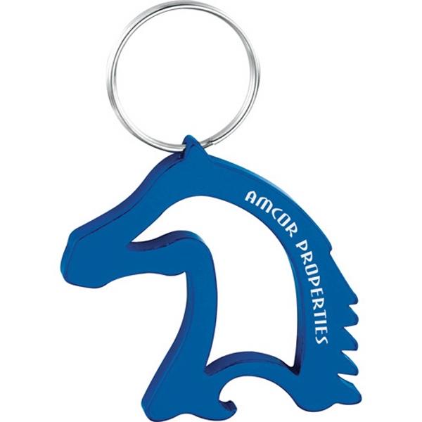 Horse Head-Shaped Bottle / Can Opener - Horse Head-Shaped Bottle / Can Opener