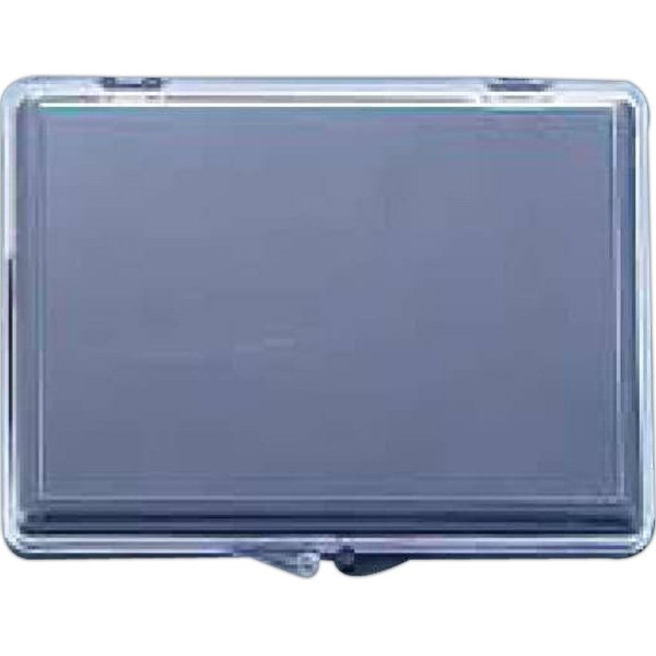 Two-tone Plastic Box For Money Clip Photo