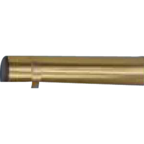 """1 1/8"""" Diameter Deluxe Aluminum Lead Parad Banner Pole"""