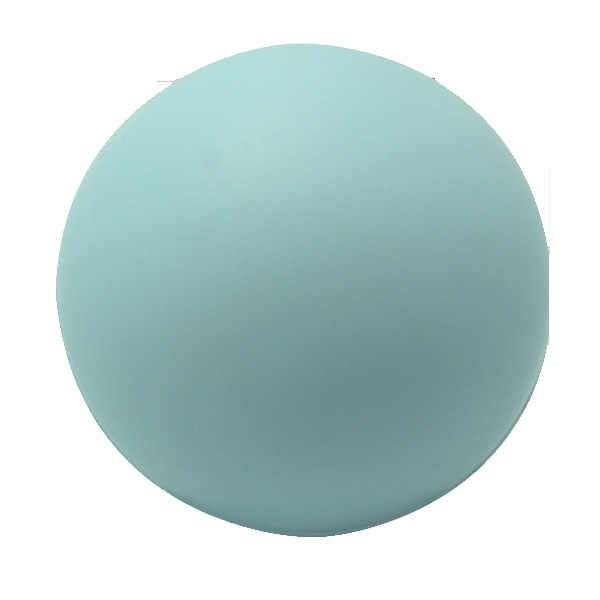 Squeezies (r) - Pastel Blue - Stock Color Stress Ball Photo
