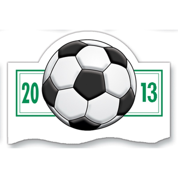 "Magnet 20 Mil - Soccer Schedule. Digital Four Color Process Print; Size 3 X 5"" Photo"