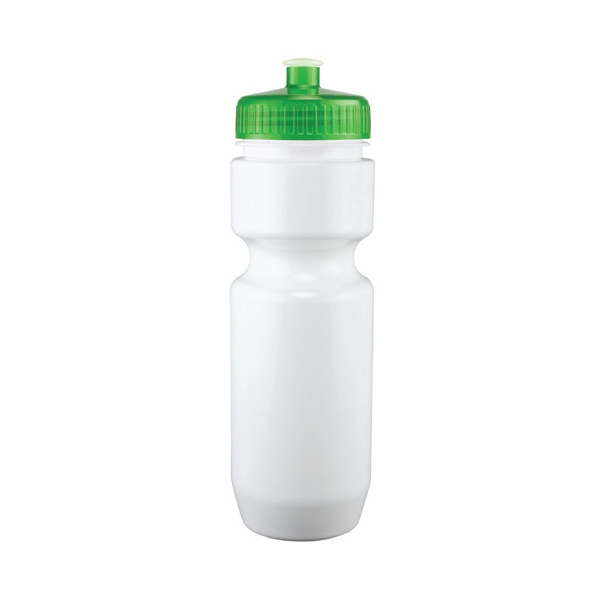 Adams - Green - 26 Oz. White Pet Sports Bottle Photo