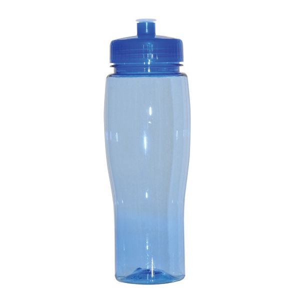 Jefferson - Blue - 24 Oz. Pet Sports Bottle Photo