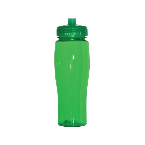 Jefferson - Green - 24 Oz. Pet Sports Bottle Photo